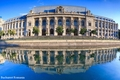 Bucharest Romania - Ministry of Justice - capital city architecture  - romania photo