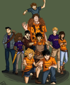 Camp Half-Blood - the-heroes-of-olympus fan art