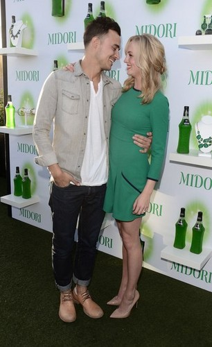 Candice attends Midori's Happy jam Style Event [20/06/13]