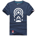 Captain America A logo short sleeve t overhemd, shirt