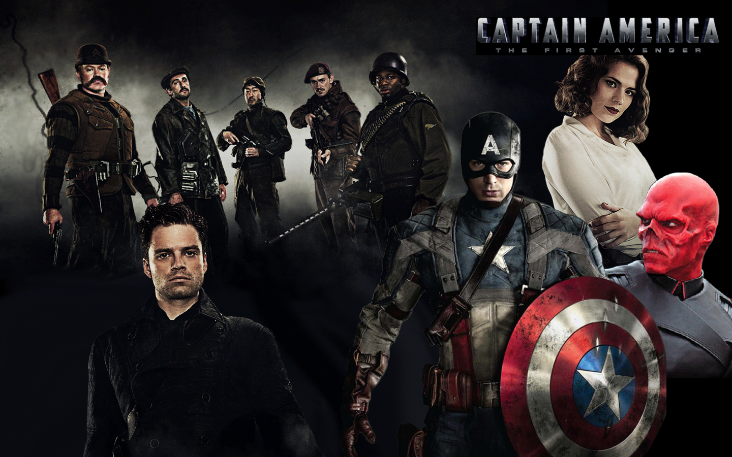 Captain America Images Captain America First Avenger Hd Wallpaper