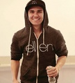 Carlos wearing Ellen jacket - big-time-rush photo