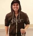 Carlos wearing Ellen jacket - big-time-rush photo