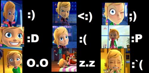 Cathy emotions