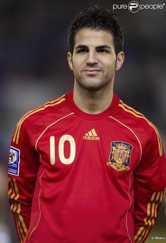 Cesc Fabregas!!!
