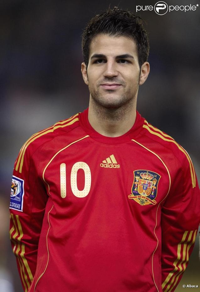 cesc fabregas how tall