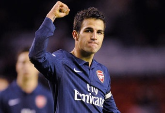 Cesc Fabregas 바탕화면 entitled Cesc Fabregas!!!