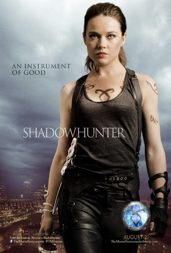 Character Poster Isabelle Lightwood