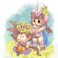 Chichi x Goku ~ Flowers