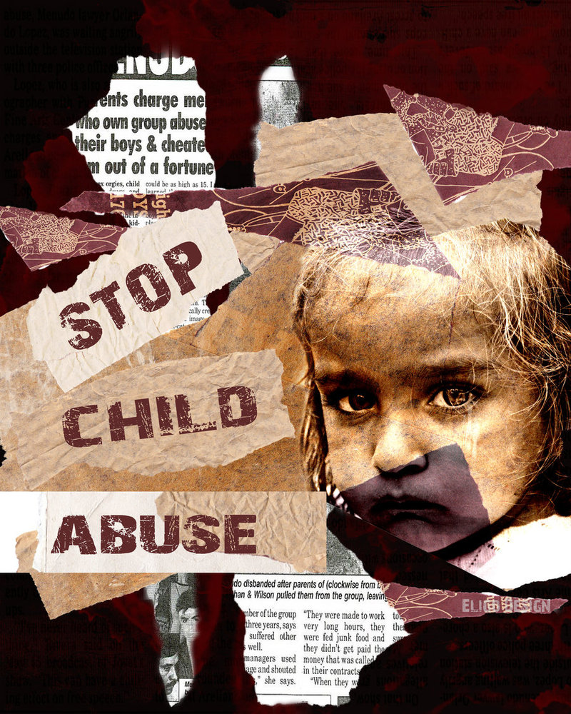 Stop child abuse child abuse