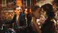 Clary and Jace wallpapers - mortal-instruments wallpaper