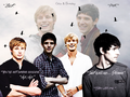 Colin and Bradley Wallpaper - merlin-on-bbc wallpaper