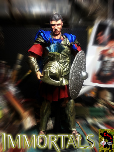 Custom Theseus Figure