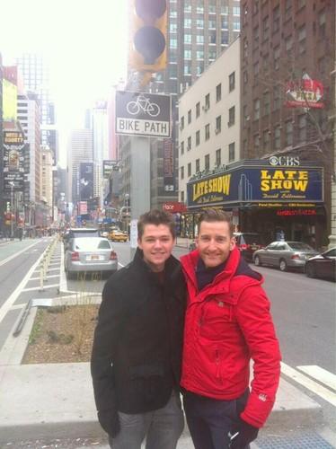 Damian & Paul