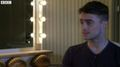 Daniel On BBC About The Cripple of Inishmaan(Fb.com/DanielRadcliffefanclub) - daniel-radcliffe photo