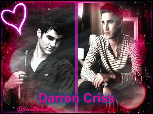 Darren Criss ترمیم