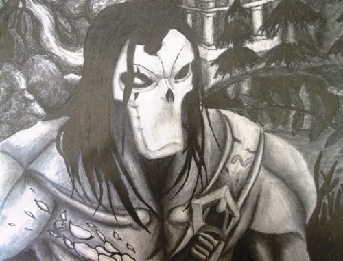 Death: The Pale Rider