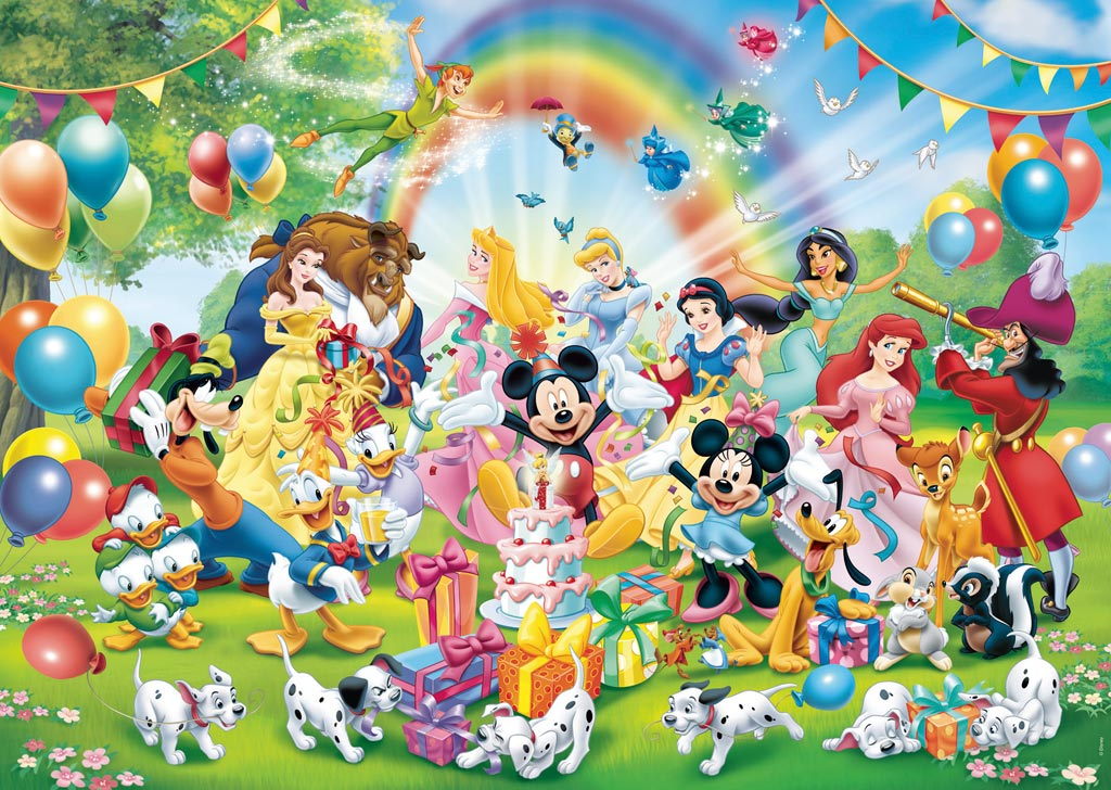 Disney images Disney Characters HD wallpaper and background photos (34743391)