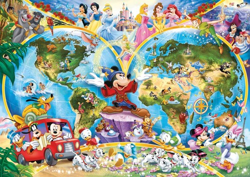 Disney Hintergrund called Disney Characters