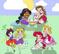 Disney Princesses - disney-princess fan art