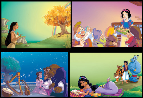 डिज़्नी Princesses