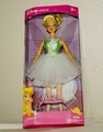 Disney Store Ballerina Doll Tinkerbell - disney-fairies photo