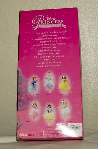 迪士尼 Store Ballerina Doll 小叮当