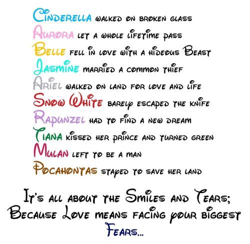 Disney love quotes. :)