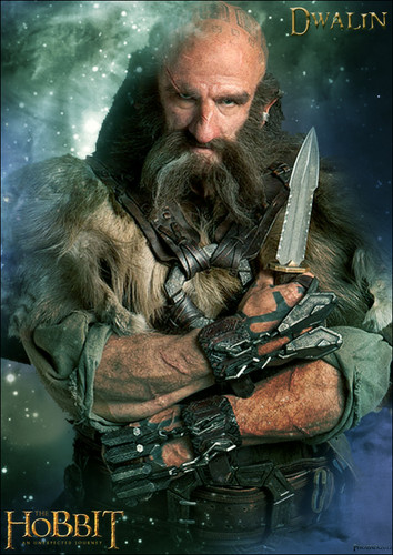 Dwalin Poster fan-made