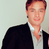 Ed Westwick photo possibly with a business suit, a well dressed person, and a suit called Ed Westwick Icons