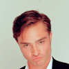 Ed Westwick photo containing a business suit, a suit, and a portrait entitled Ed Westwick Icons