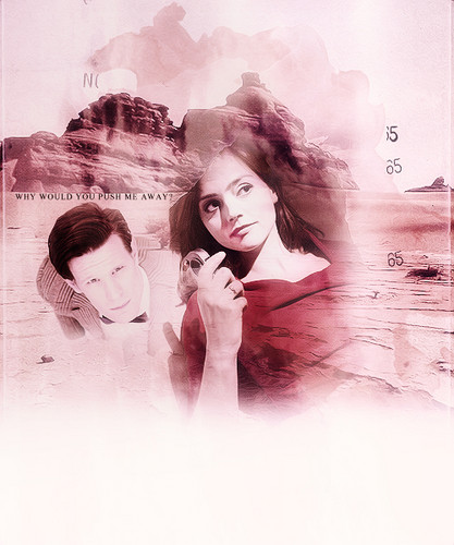 Eleven/Clara ❤