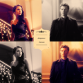 Elijah&Elena - elijah-and-elena fan art