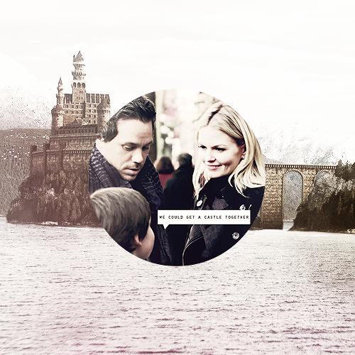 Emma, Neal & Henry