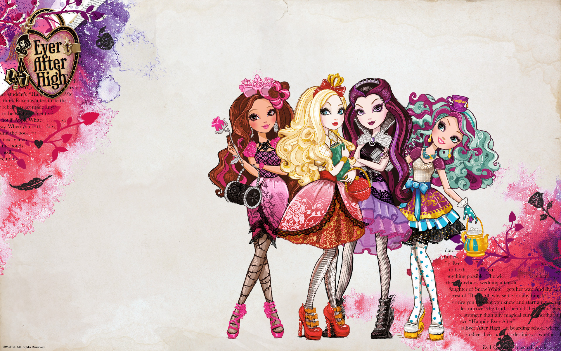 ever after high -#main