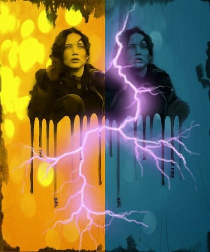 The Hunger Games wallpaper called Fanart, by me. :) Xxx