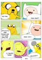 Fanmade Adventure Time Comics #1 - adventure-time-with-finn-and-jake fan art