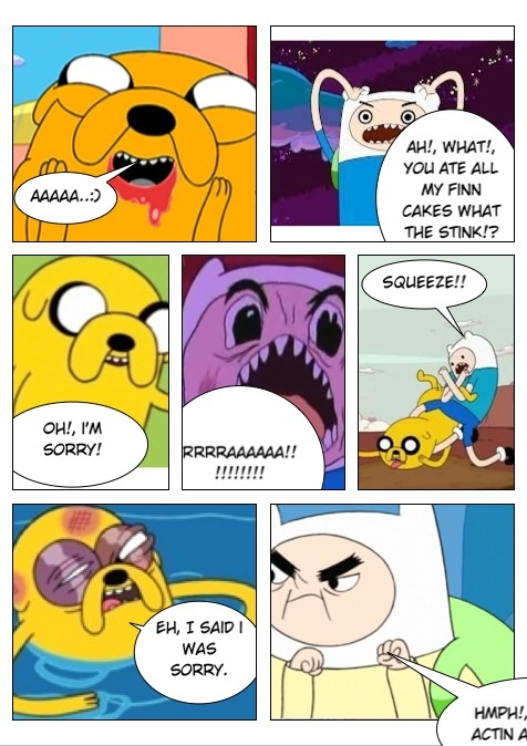 Fanmade Adventure Time Comics #2