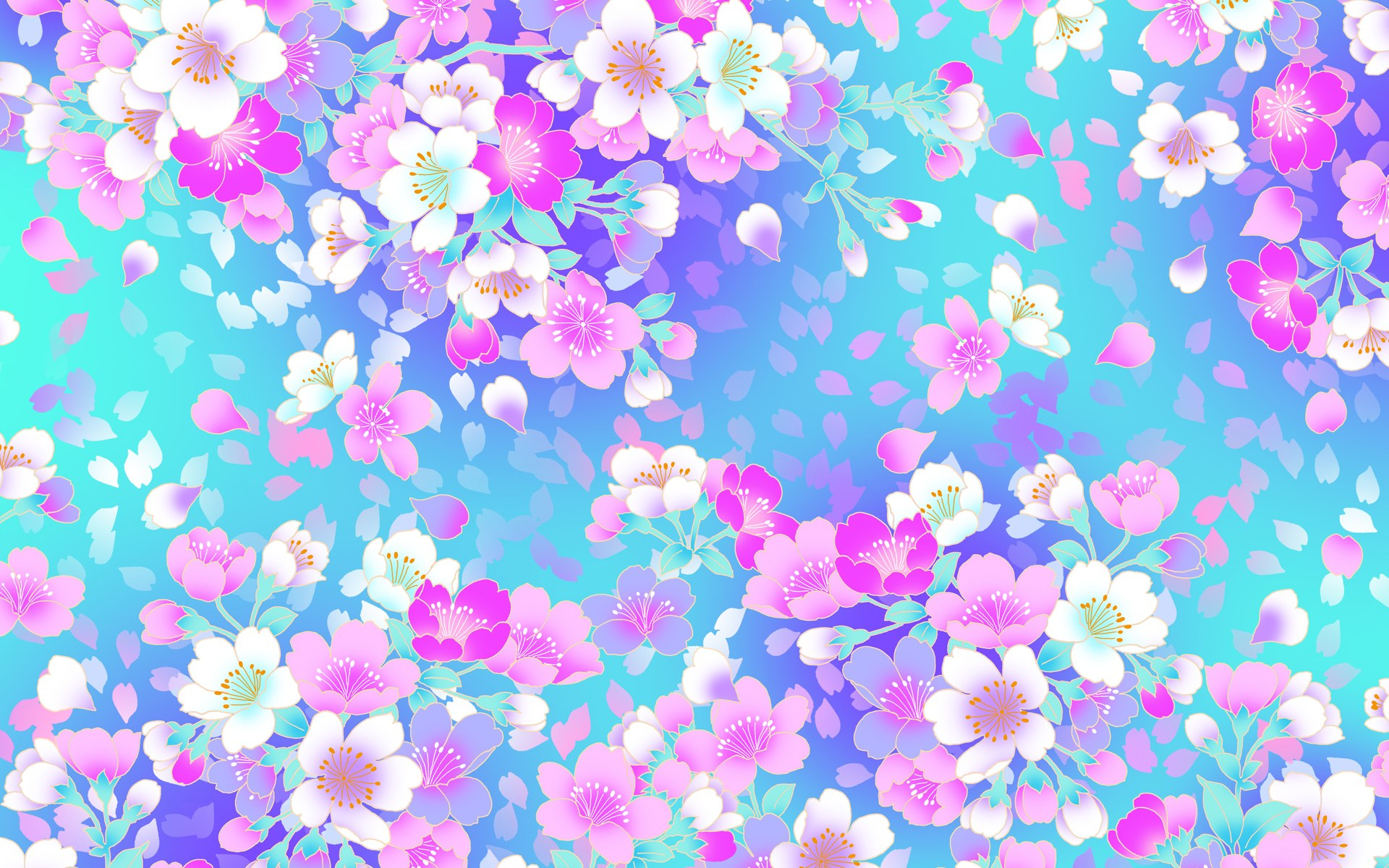 Cute flower pattern tumblr - photo#15