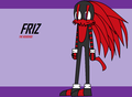 Friz The Hedgehog - sonic-fan-characters photo