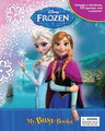 Frozen book - disney photo