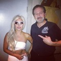 Gaga at a restaurant in New York - lady-gaga photo