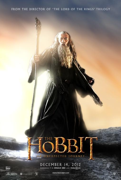 Gandalf Poster fan-made