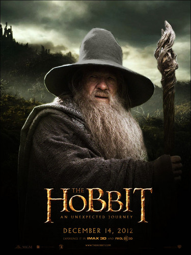 Gandalf Poster fan-made