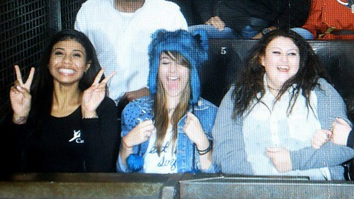 Genevieve Jackson, Sophie and Paris Jackson 2013 ♥♥