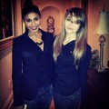 Genevieve Jackson and her cousin Paris Jackson ♥♥ - paris-jackson photo