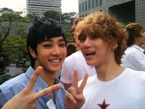 GiKwang & Hyunseung