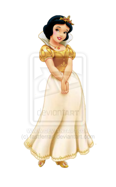 Gold Snow White Disney Princess Photo 34743448 Fanpop