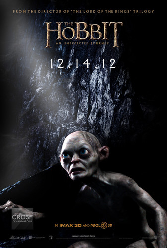 Gollum Poster fan-made