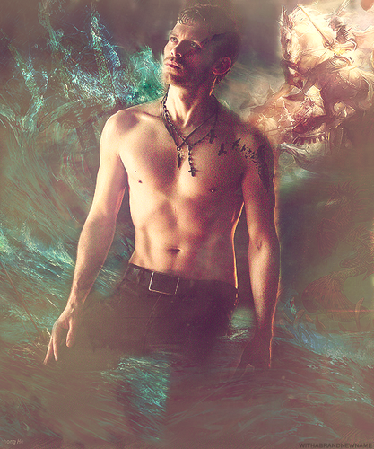Greek Mythology Challenge: Joseph 摩根 as Poseidon